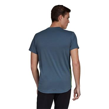Adidas Men's DTM Motion Pack Tee - BLUE