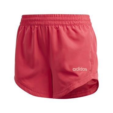 Adidas Girls YG Woven Shorts - Pink