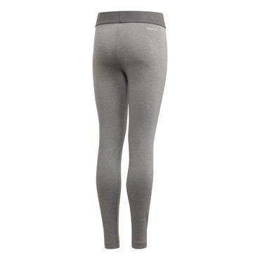 Adidas Girls UP2MV Tights - Grey