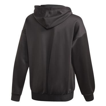 Adidas Kids UP2MV Aeroready Loose Hoodie - BLACK