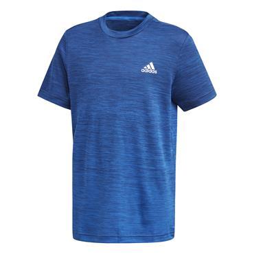 Adidas Boys B.A.R. Grad T-Shirt - Blue