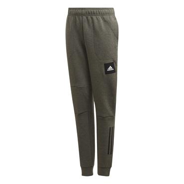 Adidas Boys Must Haves Tracksuit Bottoms - Green