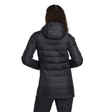 Adidas Womens Essentials Down Parka Jacket - BLACK