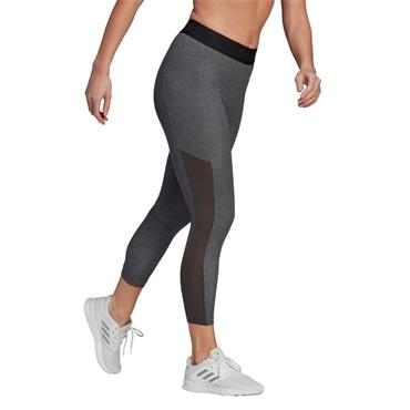 Adidas Womens Aero Ready Leggings - Grey