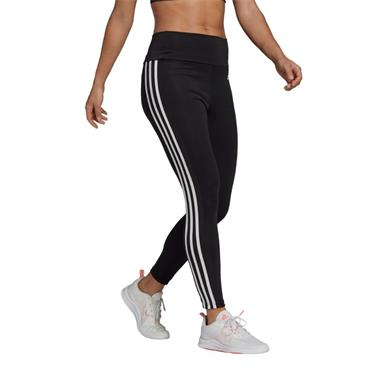 Adidas Womens Designed 2 Move High Rise Tights - BLACK