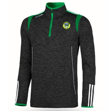 O'Neills Adults Glenswilly Solar Half Zip - BLACK