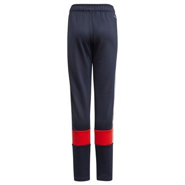 Adidas Kids BAR 3 Stripe Pants - Navy