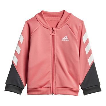 ADIDAS KIDS MINI ME XFG TRACKSUIT - Pink