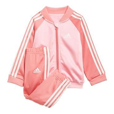 Adidas Girls Tracksuit - Pink