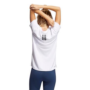 Adidas Womens Necessi T-Shirt - White