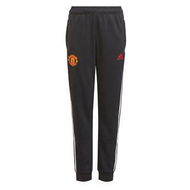 Adidas Kids Man United Sweatpants - BLACK