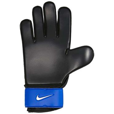 NIKE FOOTBALL GLOVES - BLUE