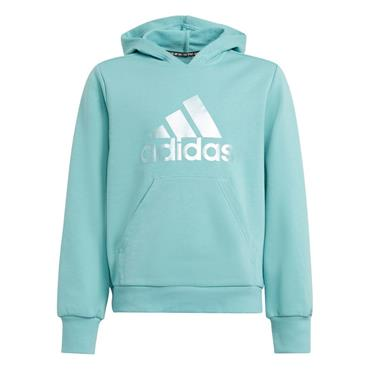 Adidas Girls Hoodie - Green