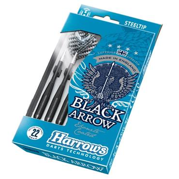 Harrows Black Arrow Darts - BLACK