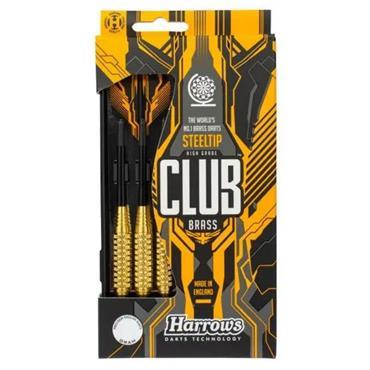 Harrows Club Brass Darts - Gold