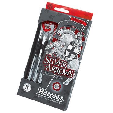 Harrows Silver Arrow Dart - Silver