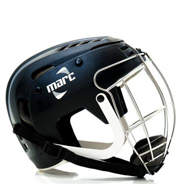 Marc Hurling Helmet - BLACK