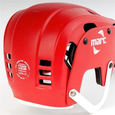 MARC Hurling Helmet - Red
