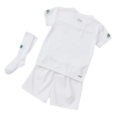 New Balance Kids Ireland FAI Away Kit 2019/20 - White