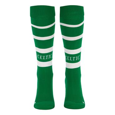 KIDS CELTIC FC HOME SOCKS 2018/19 - GREEN/WHITE