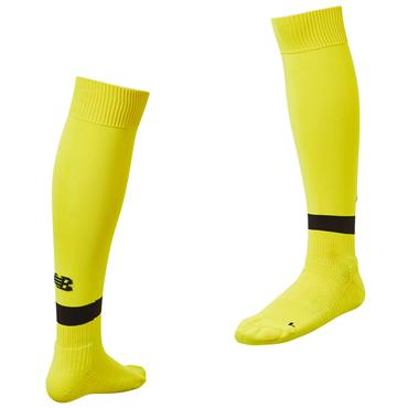 New Balance Kids Ireland FAI Goalkeeper Socks 2018/19 - Yellow