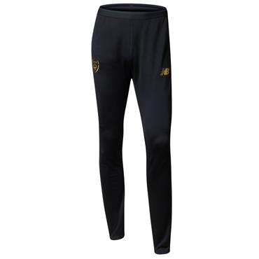 New Balance FAI Ireland Kids Slim Pants 19/20 - BLACK