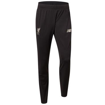 New Balance Kids Liverpool FC Pants - BLACK
