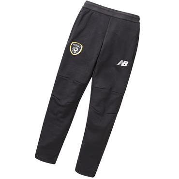 New Balance Kids FAI Ireland On Pitch Slim Pants - BLACK