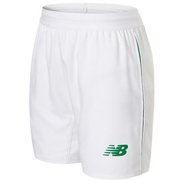 New Balance Ireland FAI Kids Home Shorts 2018/19 - White
