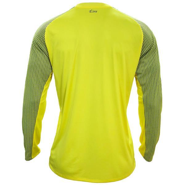 1e2a8c9f94b New Balance Kids Ireland FAI Goalkeeper Jersey 2018 19 - Yellow ...