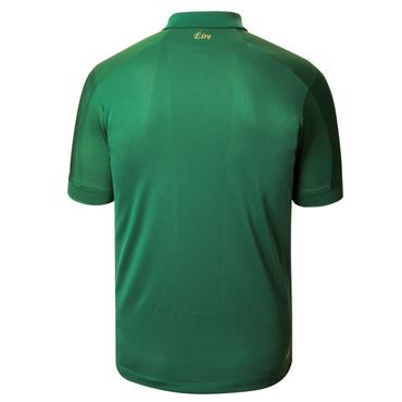 New Balance FAI Ireland Kids Home Jersey 19/20 - Green