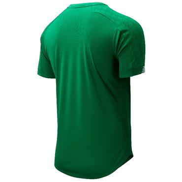 New Balance Kids FAI Ireland On Pitch Jersey - Green