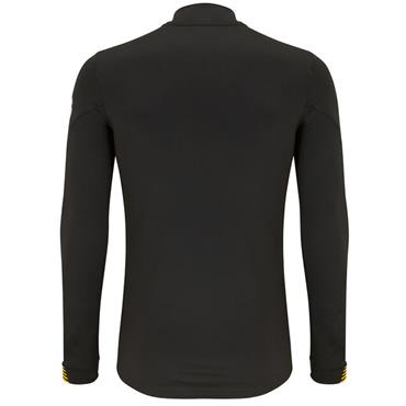 New Balance Kids FAI Ireland On Pitch LS Midlayer Top - BLACK