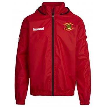 Hummel Mens Kildrum Tigers FC Jacket - Red