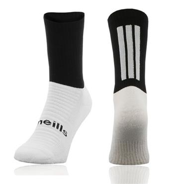 Oneills Koolite Midi Socks - Black/White