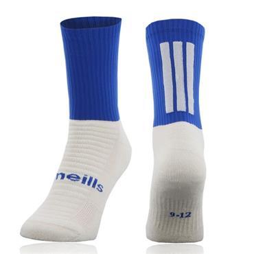 O'Neills Men's Koolite Midi Socks - Royal/White