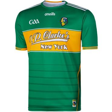 O'Neills Adults Leitrim GAA Home Jersey 19/20 - Green