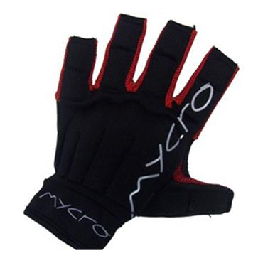 MYCRO IMPACT LEFT HURLING GLOVE - BLACK