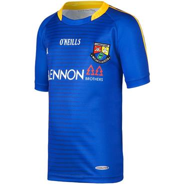 O'Neills Kids Longford GAA Home Jersey 19/20 - Blue