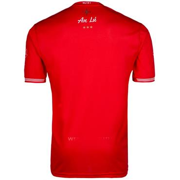 O'Neills Adults Louth GAA Home Jersey 19/20 - Red