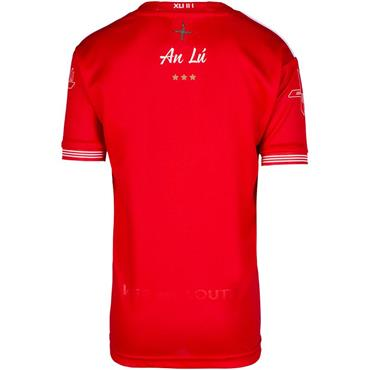 O'Neills Kids Louth GAA Home Jersey 19/20 - Red