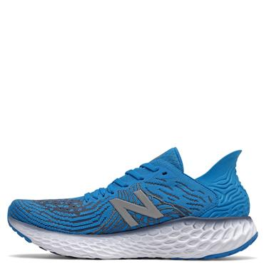 New Balance Mens 1080v10 Running Shoe - Blue