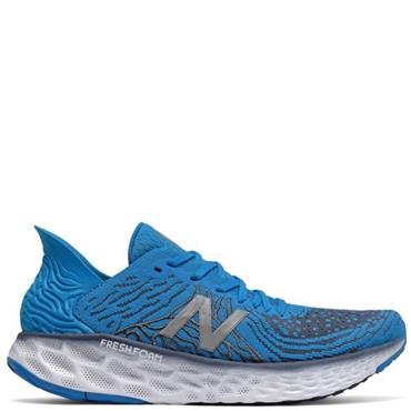 New Balance Mens 1080v10 Running Shoe - Blue