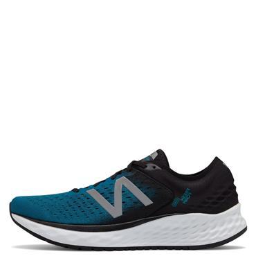 New Balance Mens 1080v9 Running Shoes - Teal/Black
