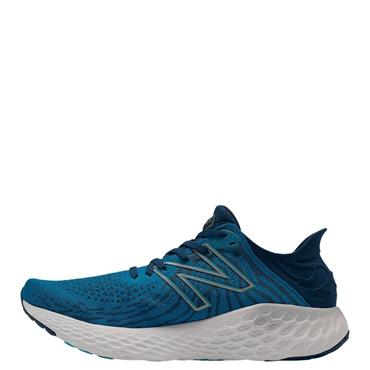 NEW BALANCE MENS 1080V11 RUNNING SHOES - BLUE
