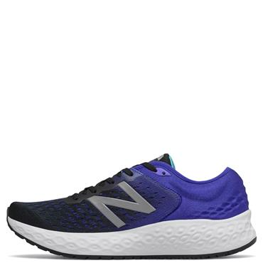 New Balance Mens 1080v9 Fresh Foam Running Shoes - Blue