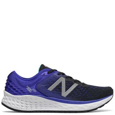 New Balance Mens 1080v9 Fresh Foam Running Shoes - BLUE