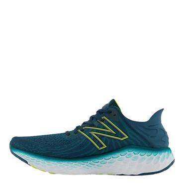 New Balance Mens 1080v11 Running Shoes - BLUE