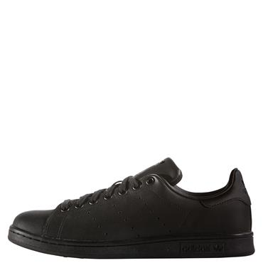 ADIDAS ORIGINALS MENS STAN SMITH TRAINER - BLACK