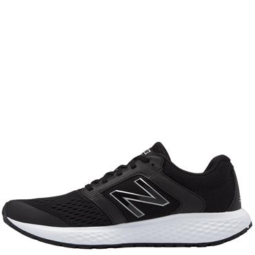 New Balance Mens 520v5 Runners - Black/White